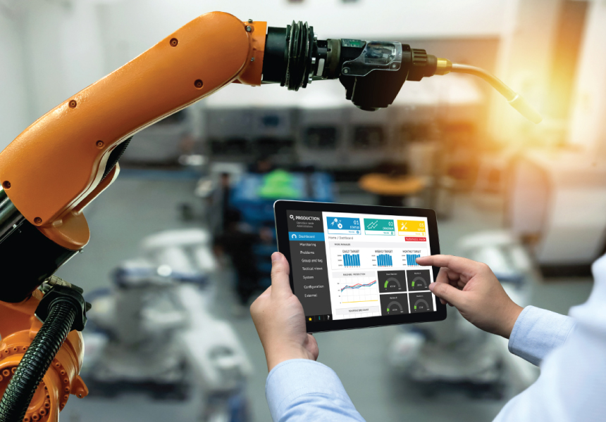 RPA for Manufacturing Industry